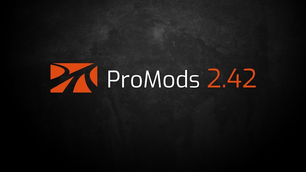 ProMods Map Expansion for Euro Truck Simulator 2