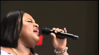 Tasha Cobbs ministers at First Baptist Church of Glenarden 2016 Revival w/ Praise Break