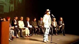 黃秋生 Anthony Wong's Speech