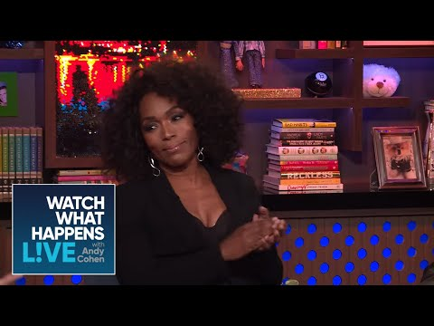 Angela Bassett Answers Shady 'Black Panther' Questions  WWHL