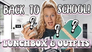 MEINE SCHOOL LUNCHBOX REZEPTE & OUTFITS OF THE WEEK | MaVie Noelle BACK TO SCHOOL