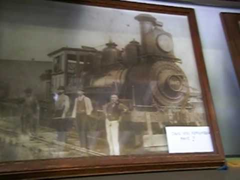 Santa Clara River Valley Railroad Historical Society in Fillmore, California