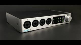 iConnectivity introduces Audio4c - Audio and MIDI interface