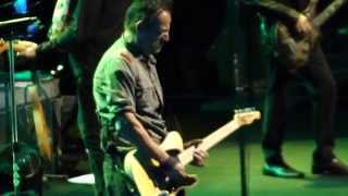 Bruce Springsteen - Adam Raised A Cain - Mohegan Sun Arena 5-18-2014