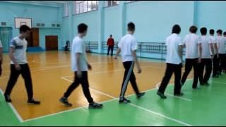 Видеозапись урока УГА - 2017 (Морозов Роман Юрьевич), физическая культура, 10 класс