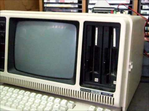 TRS-80 4P auto boots LS-DOS and CP/M from FreHD