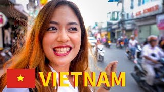 First Impressions of HO CHI MINH CITY (Saigon), VIETNAM [Ep. 1]