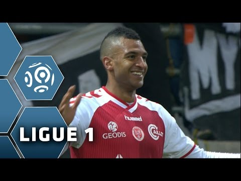 But David NGOG (59') / Stade de Reims - FC Nantes (3-1) -  (SdR - FCN) / 2014-15