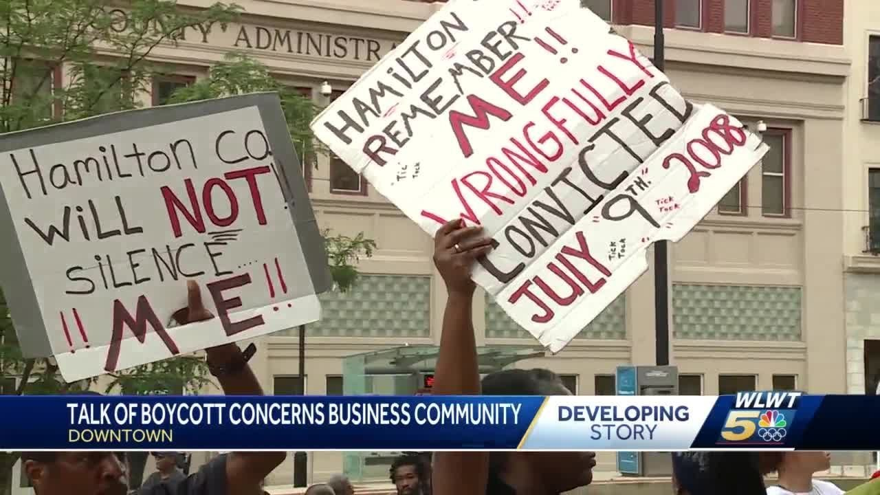 Talk of boycott concerns downtown business community over Judge' Hunter's sentence