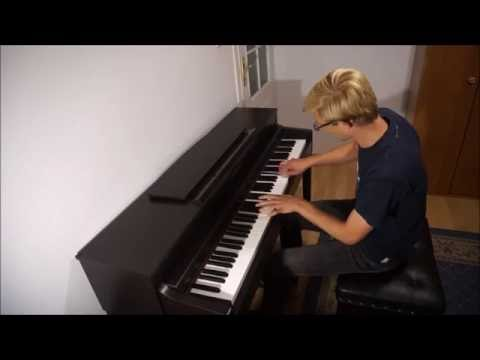 Harry Potter Theme - Piano Solo [Jarrod Radnich arrangement]