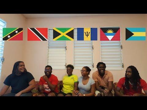 Caribbean Tag | St. Kitts & Nevis Trinidad & Tobago Jamiaca Barbados Antigua Bahamas