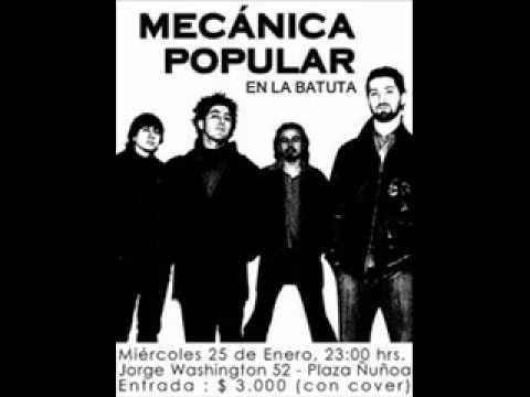 Mecánica Popular - W. Jones