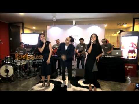 Gamaliel Audrey Cantika Rilis Album STRONGER