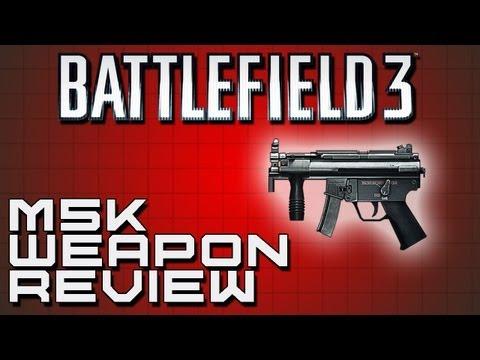 Battlefield 3 Weapon Review - M5K