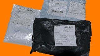 Полезные посылки из китая с Aliexpress, распаковка, обзор, отзыв