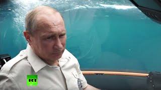 RAW: GoPro cam captures Putin