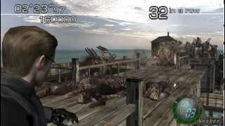 Resident Evil 4 - Welcome to hell mode(Primary Version) - Waterworld - Wesker (1.505.500) HQ