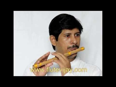 Chinna Kannan azhaikkiran - by Flute Vijay