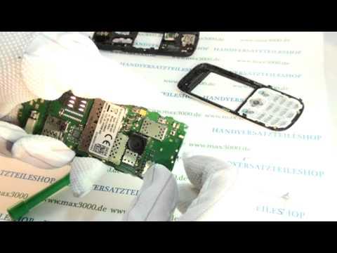 Reparaturanleitung für Nokia 6303 6303c-Display-Oberschale.mpg