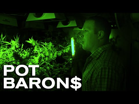 Pot Barons: High Country Healing  Meet Nick Brown