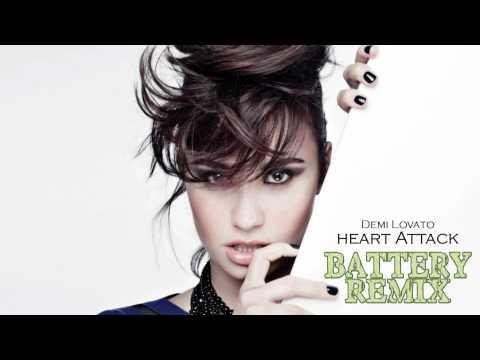 Demi Lovato - Heart Attack Dubstep REMIX (Battery Remix)