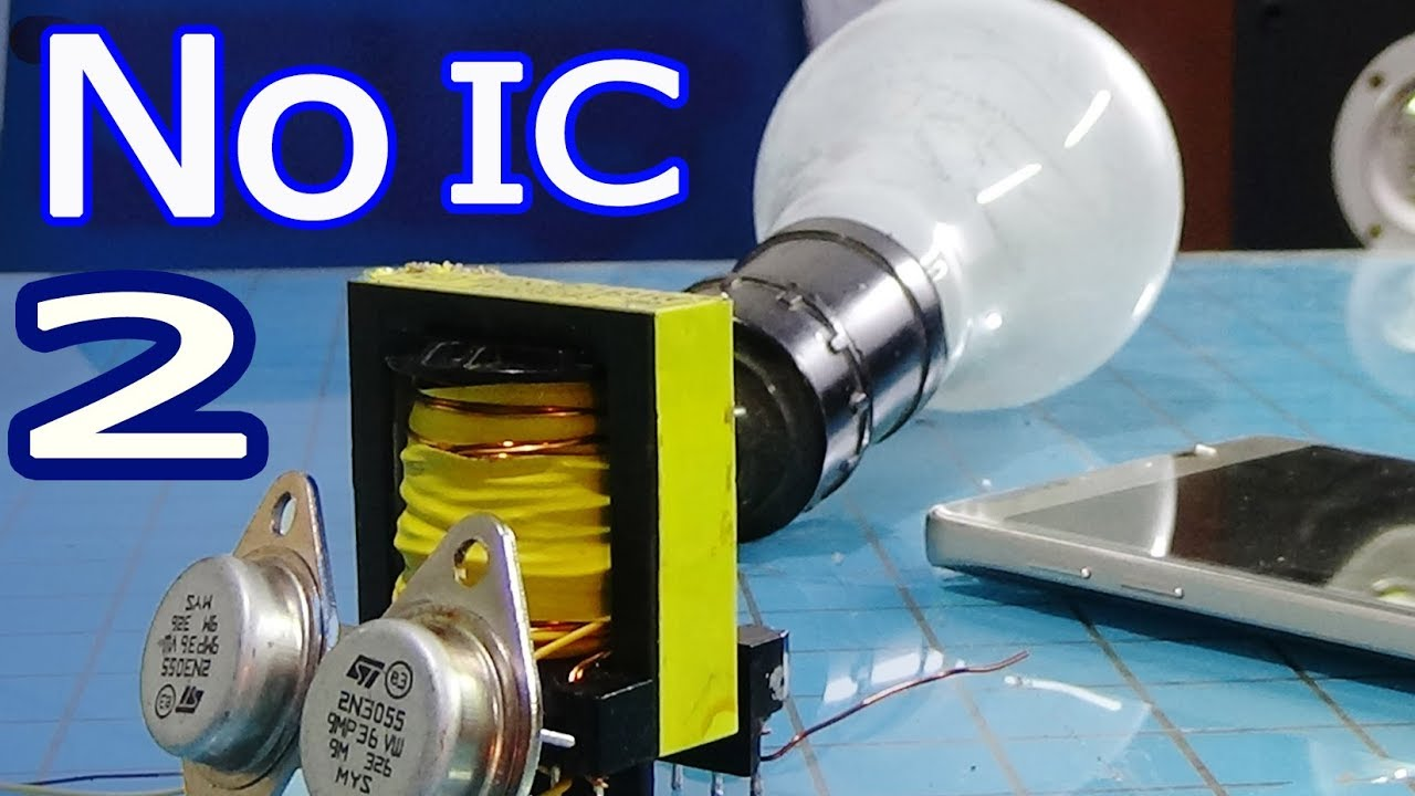 Simple 12v To 220v 110v Ac Inverter Circuit Without Ic With Pulse 12 Vdc 120 Vac Schematic Transformer In Easy