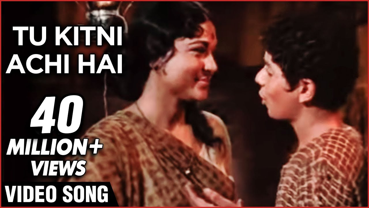 Mother's Day special: Five Bollywood songs that remind us of our