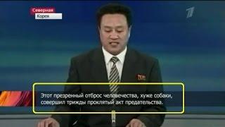 Северная Корея казнён дядя Ким Чен Ына 001