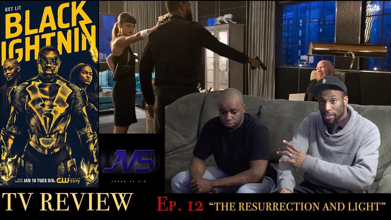 """Download BLACK LIGHTNING Ep. 12 """"The Resurrection and the Light: The Book of Pain"""" 