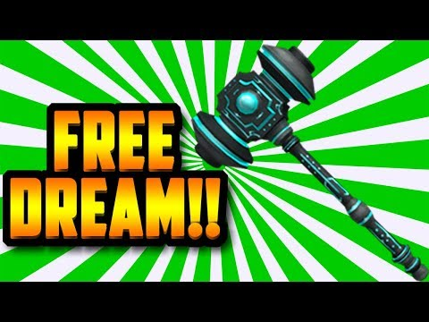 HOW TO GET A FREE LEGEND HAMMER!!! (ROBLOX ASSASSIN)