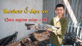 Ex Joker 65+5 của Tú Le Nằm Tơi Tả Trong Đóng Ve Chai