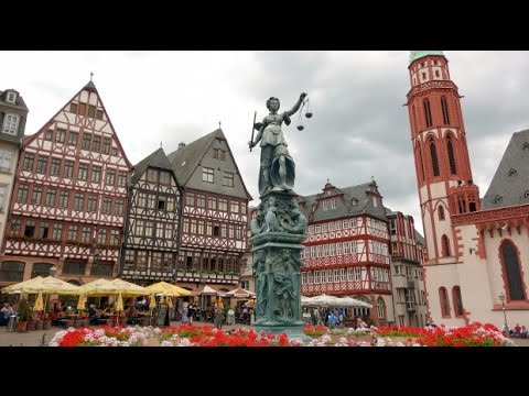 Germany's Frankfurt and