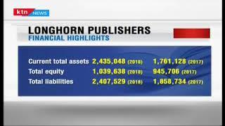 Longhorn Publishers' revenue grows by 17 percent