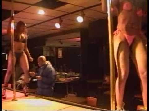Exotic Dancer Cheetah Blige @ The Foxy Lady Lounge in Atlanta (2002)