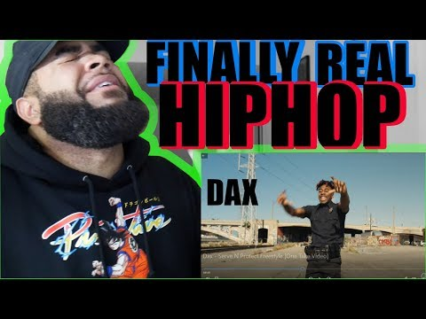 {{ REACTION }} Dax - Serve N Protect Freestyle [One Take Video]