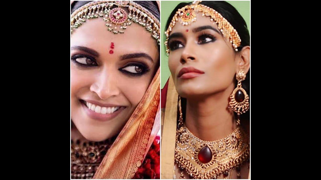 DEEPIKA PADUKONE WEDDING MAKEUP || Asian Indian Bridal ...