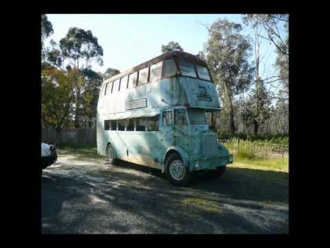 Leyland Double Decker Bus 2296 Youtube