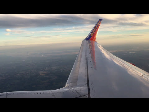 Southwest Flight From Kansas City to Chicago Midway