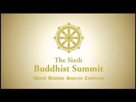 6th Buddhist Summit