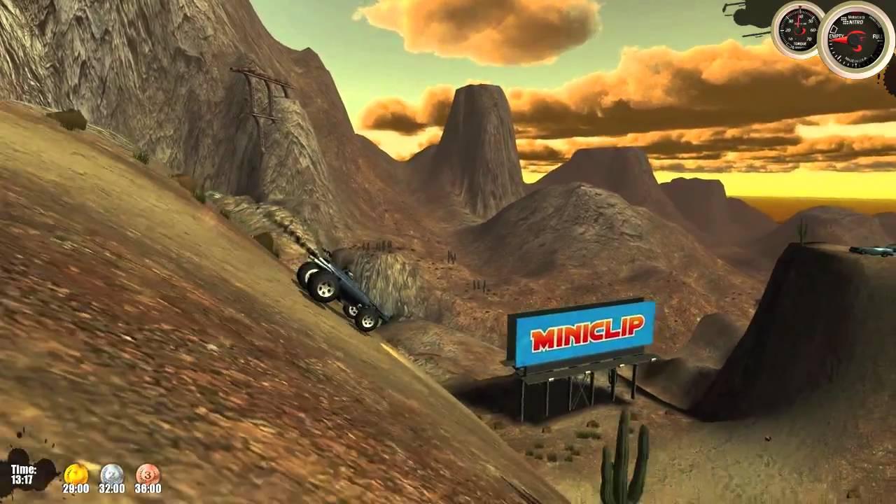 Monster Trucks Nitro Levels 1 To 6 Youtube