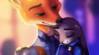 Speedpaint - Sleepy Head (Zootopia Fanart)