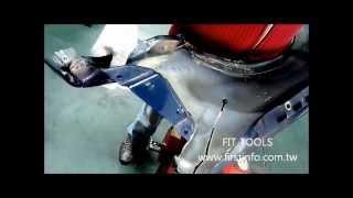H5701 Power Drill Nibbler Metal Sheet Cutter