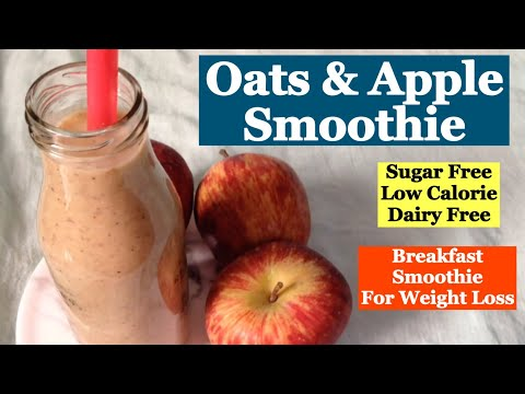 8 Healthy Oat Smoothies Under 325 Calories