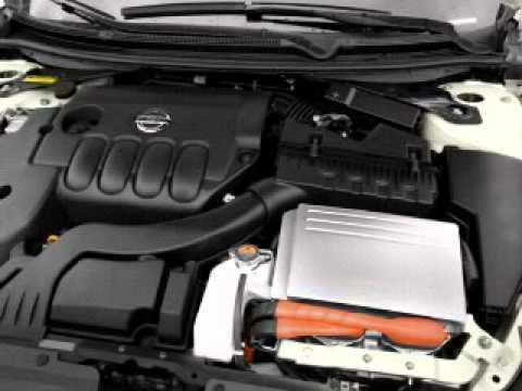 2008 Nissan Altima Hybrid Elk Grove Ca