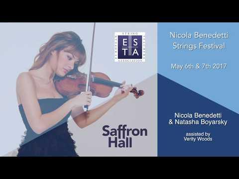 Nicola Benedetti Strings Festival 2017: Masterclass