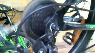 настройка заднего переключателя на горном велосипеде(, 2016-06-27T06:58:54.000Z)