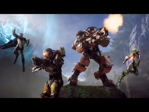 This Is Anthem   Gameplay Series, Part 1: Story, Progression, and Customization