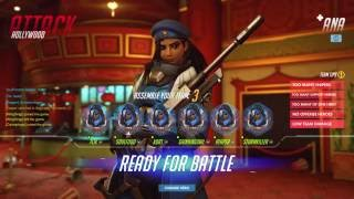 Overwatch - 6 Ana Send Everyone To Bed