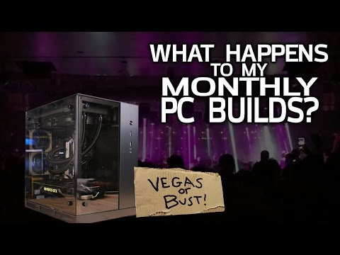 What Happens to my Monthly PC Builds?
