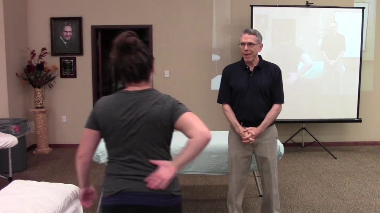 Shoulder Issue Quickly Resolved by Neural Reset Therapy®